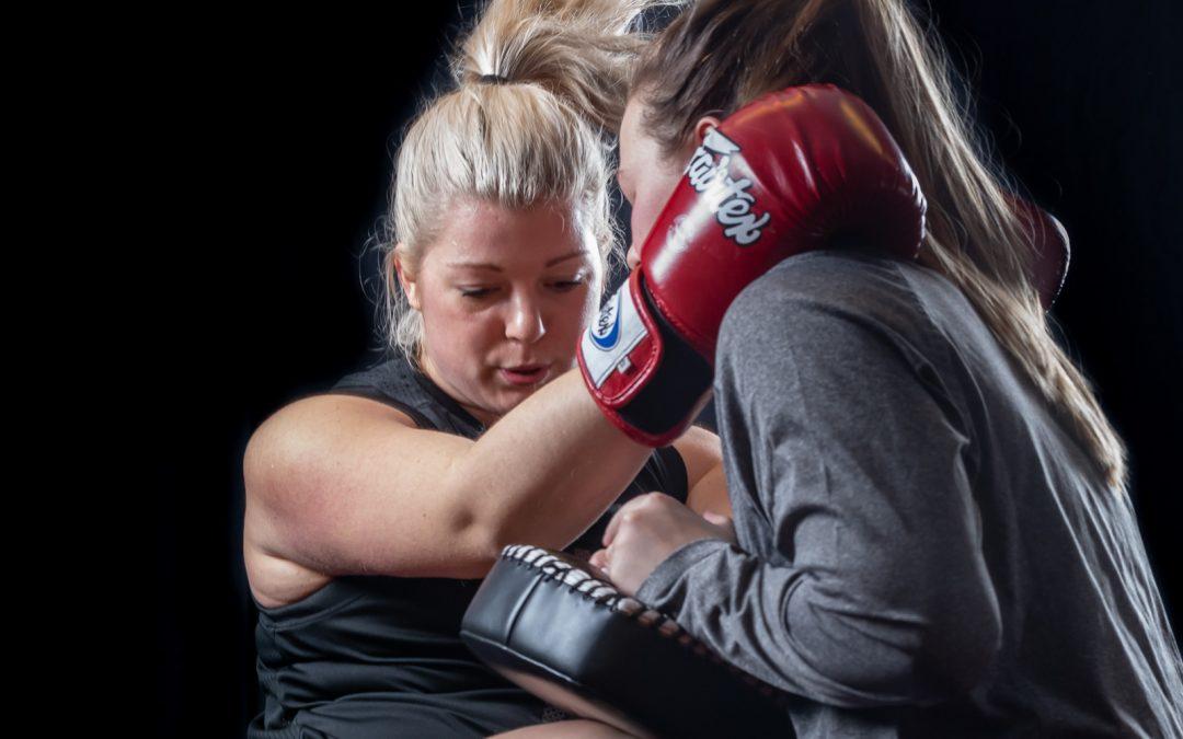 Boxercise – ett nytt träningspass hos Svenson's