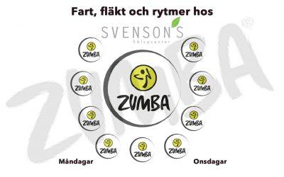 Fler och fler upptäcker Zumba!
