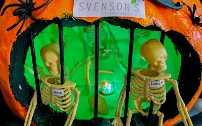 Dags för Halloween-fika!